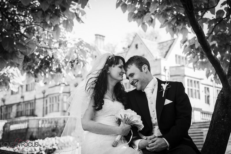 Coombe Lodge, Blagdon - Charlotte & Tom's Sunny Wedding
