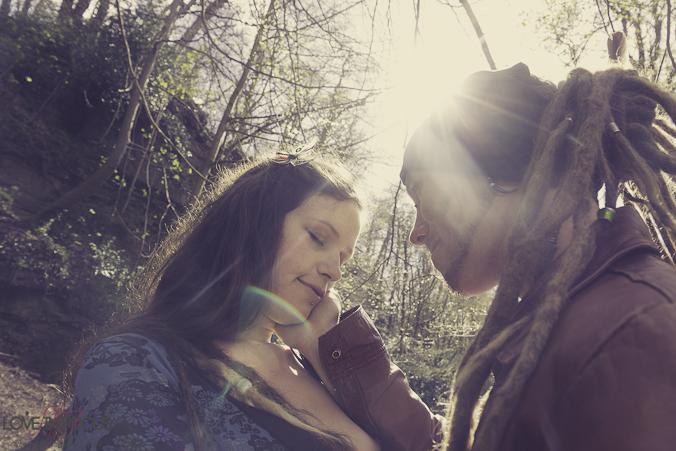Mo + Emily - Couples Photography Bristol