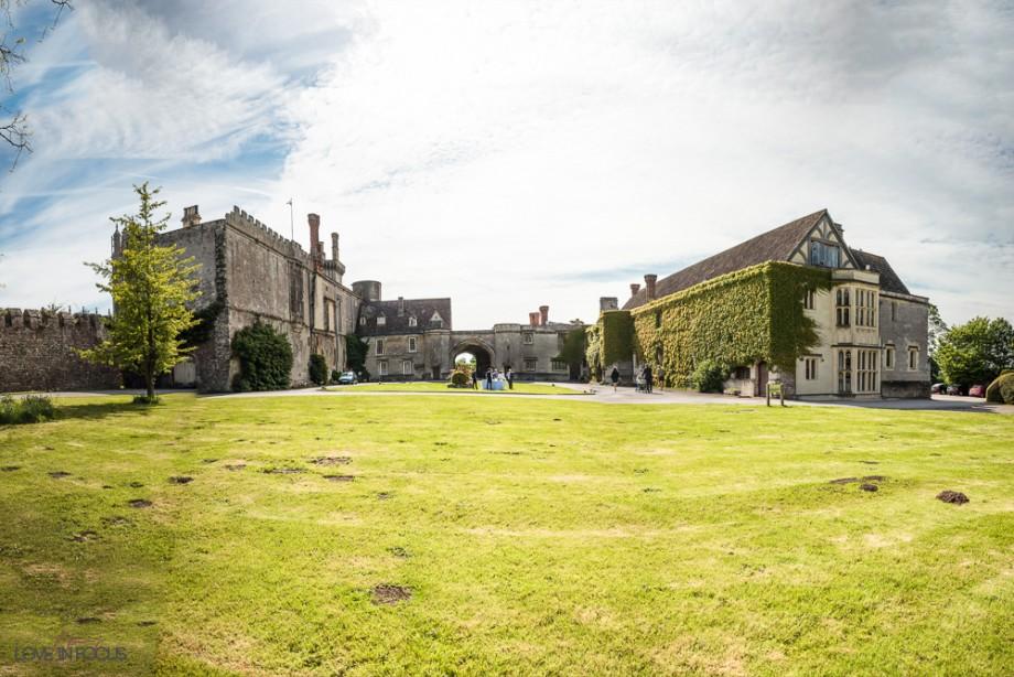 Thornbury Castle Wedding-59