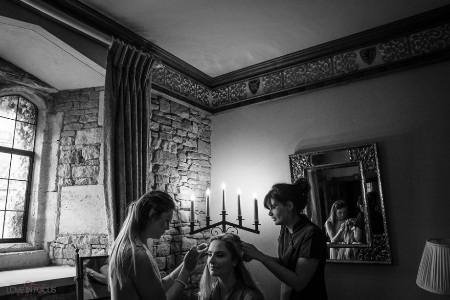 Thornbury Castle Wedding-7