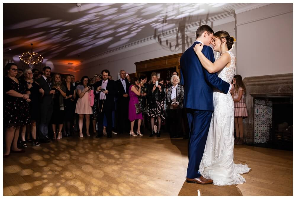 Coombe Lodge first dance